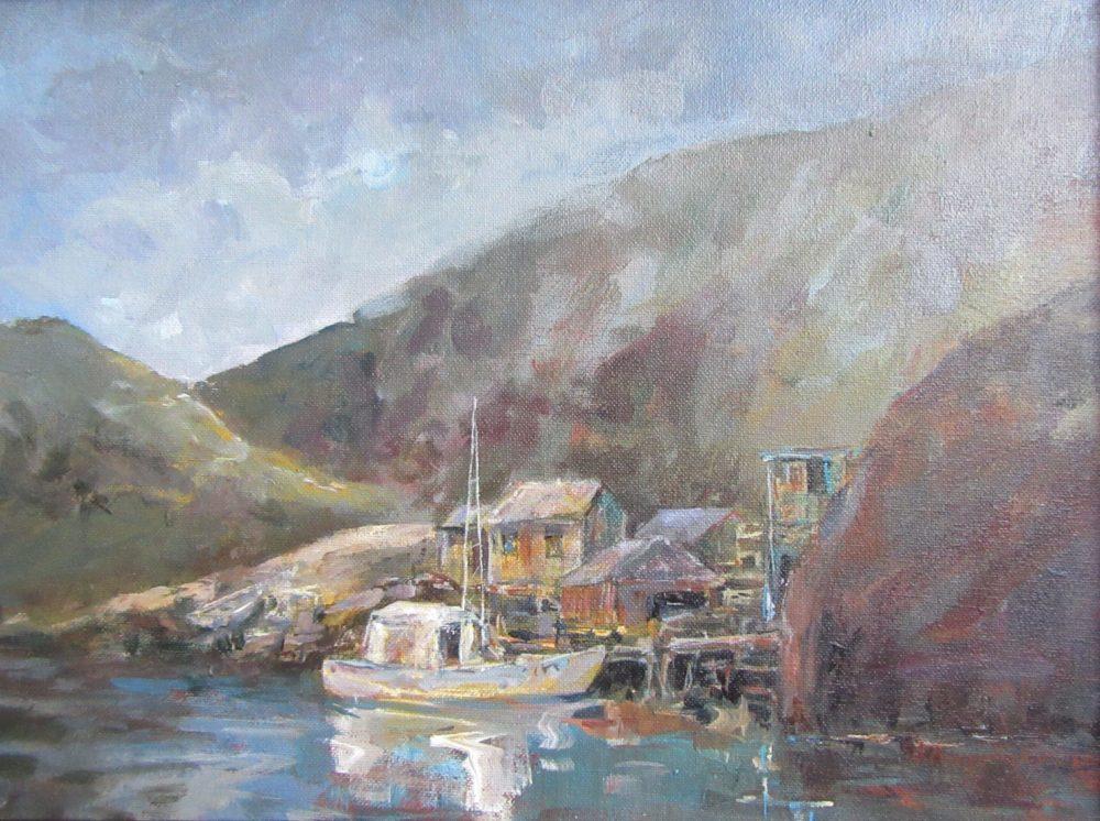 Quidi Vidi Harbour - Oksana Baczynsky