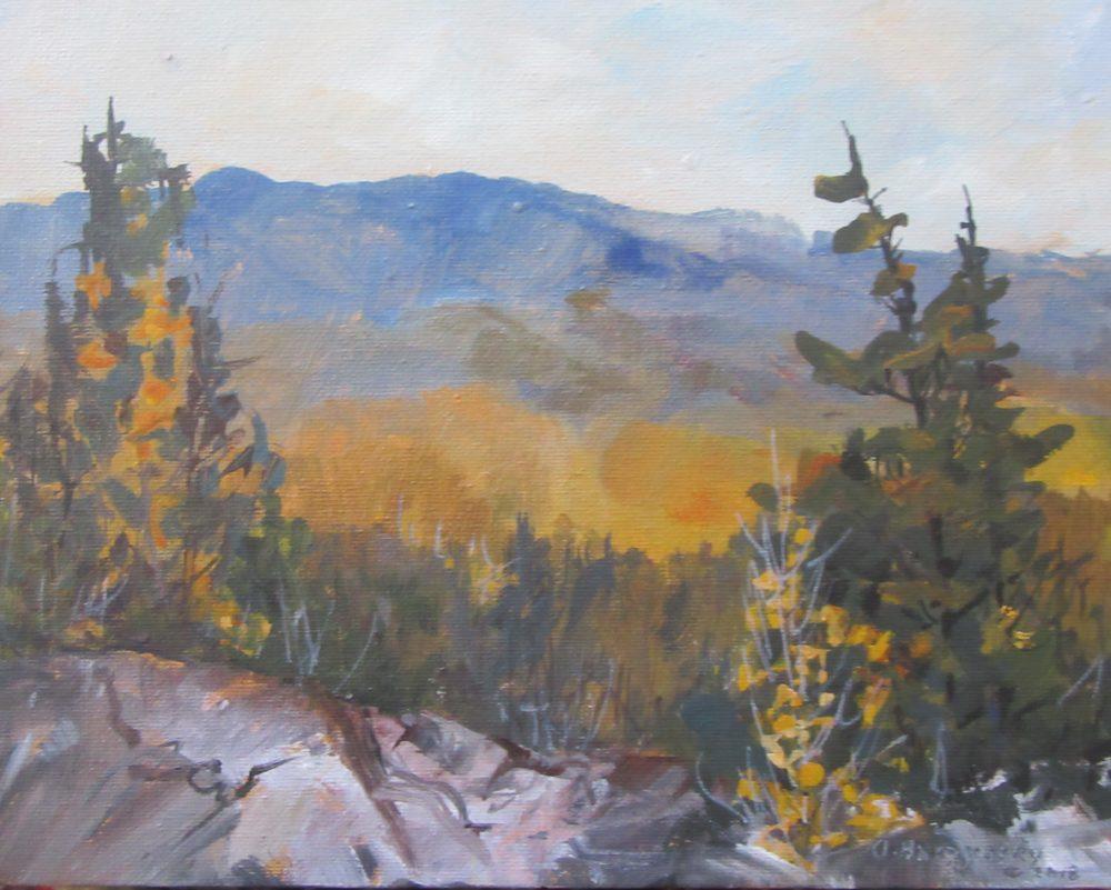 Stanhope Trail - Oksana Baczynsky