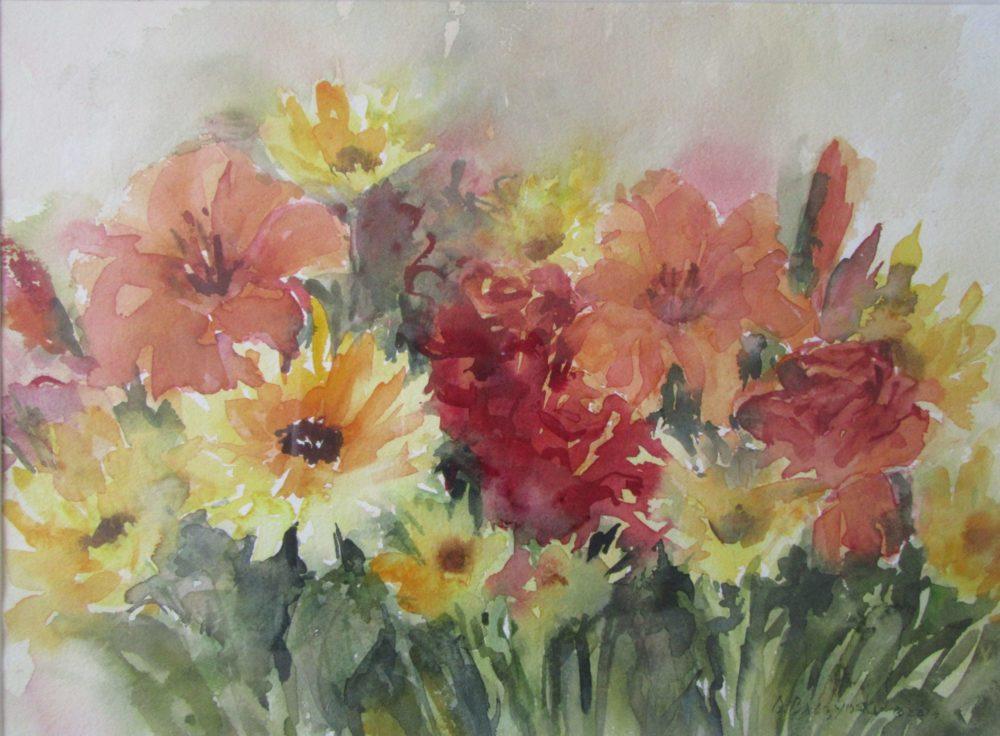 Florists Joy - Oksana Baczynsky