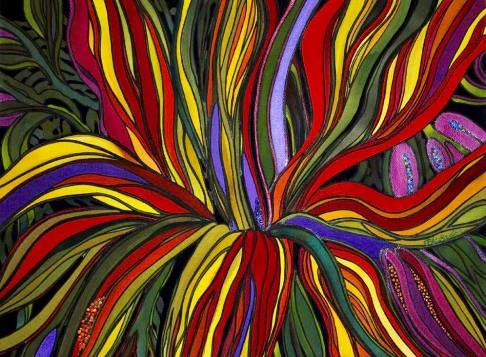 Ribbon Grasses - Susan Blackadar