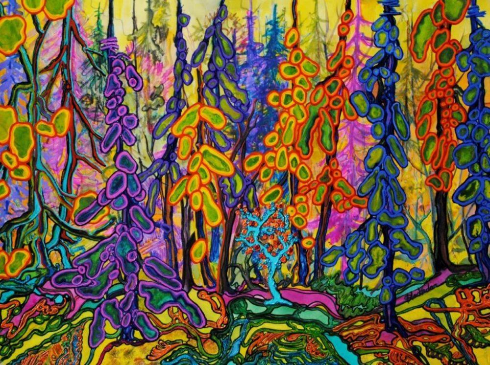 The Yum Yum Tree - Susan Blackadar