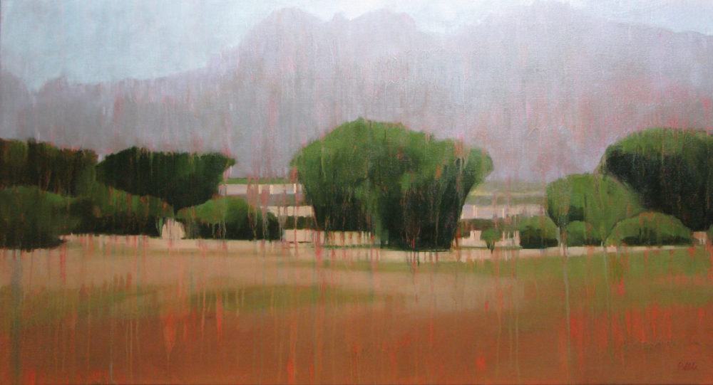 Desert Mountains - Susan Wilde