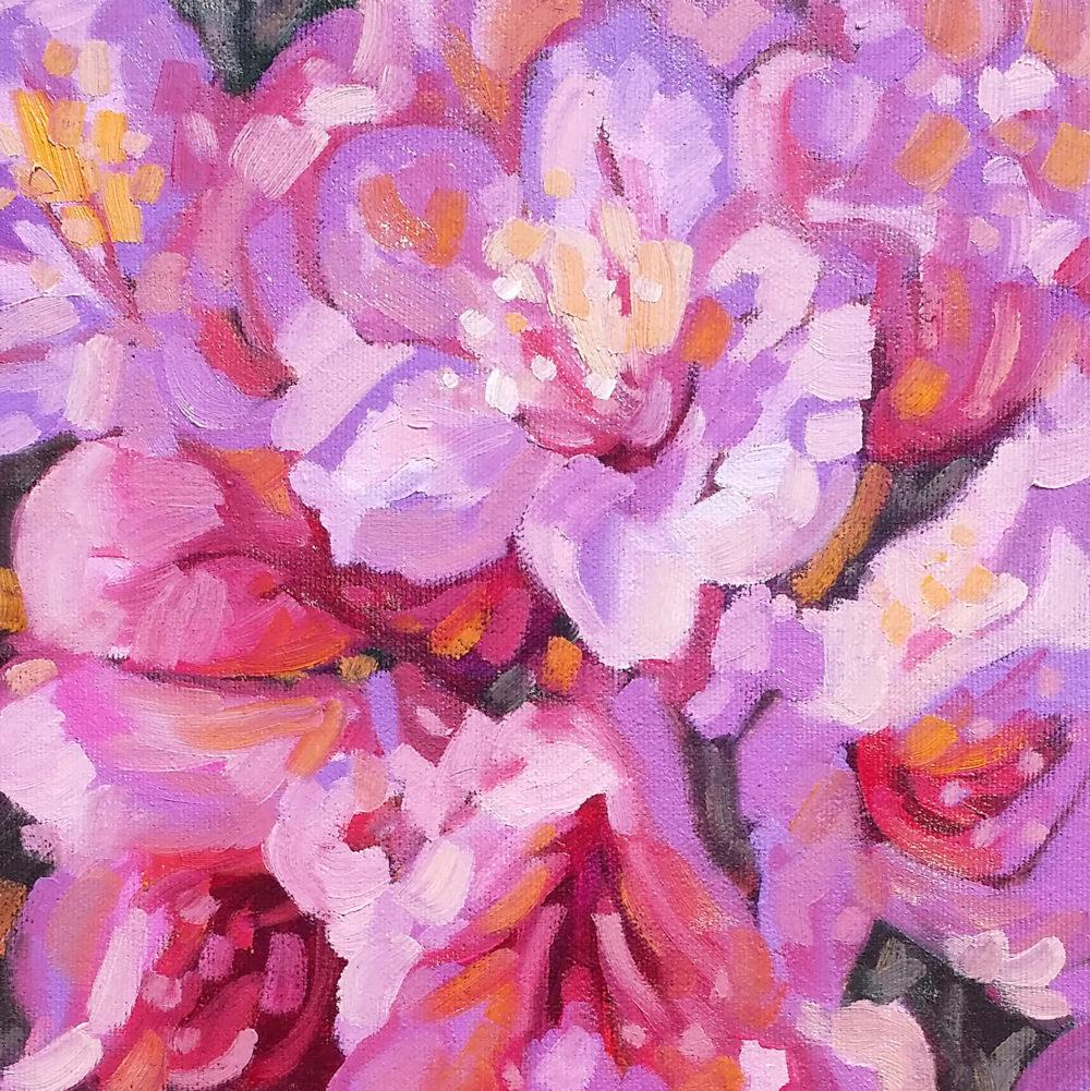 In Bloom (Pink) - Kerry Walford