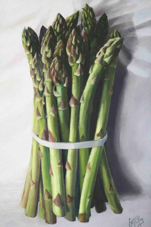 Asparagus - Helen Griffiths