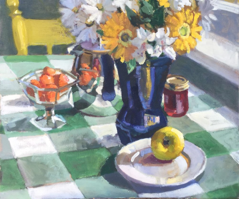 Kitchen Table - Laura Coutts