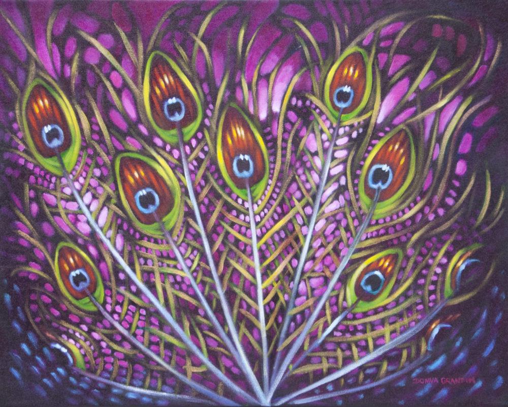 Plumage - Donna Grandin