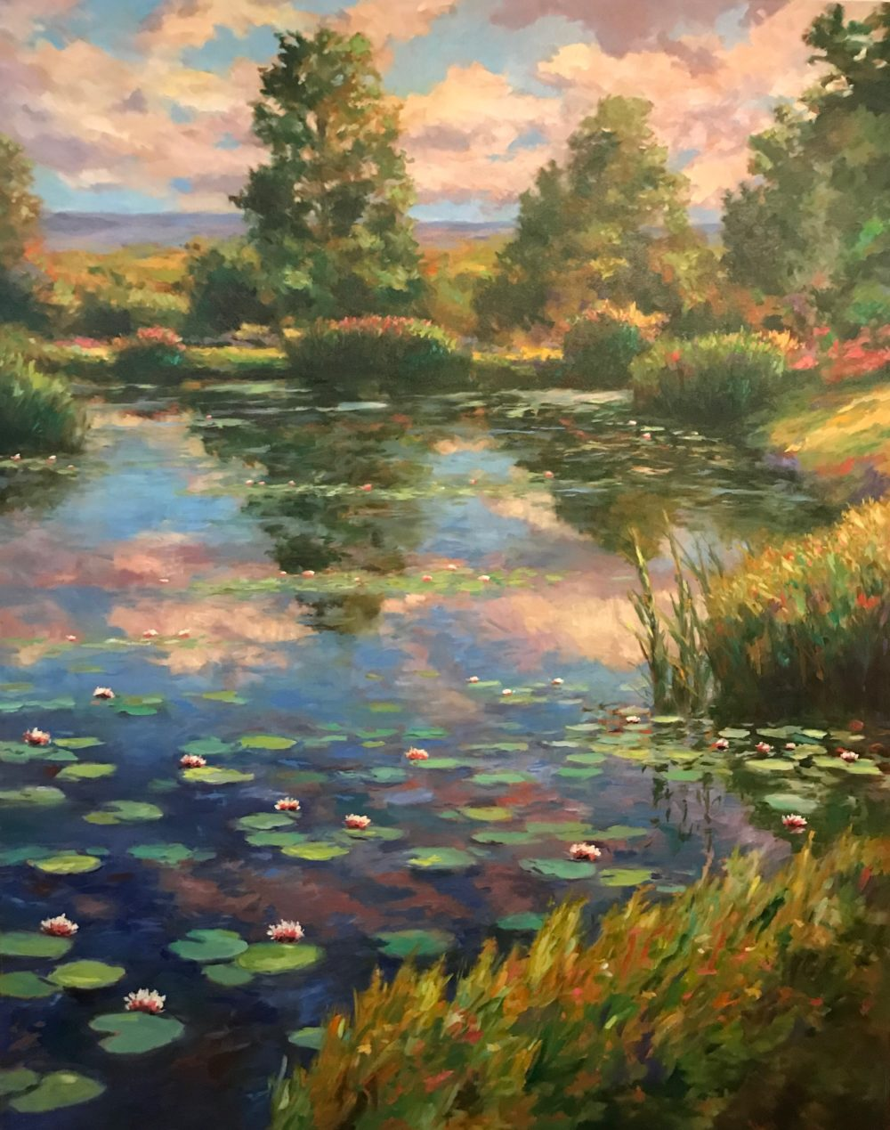 Ponds Edge - Douglas Edwards