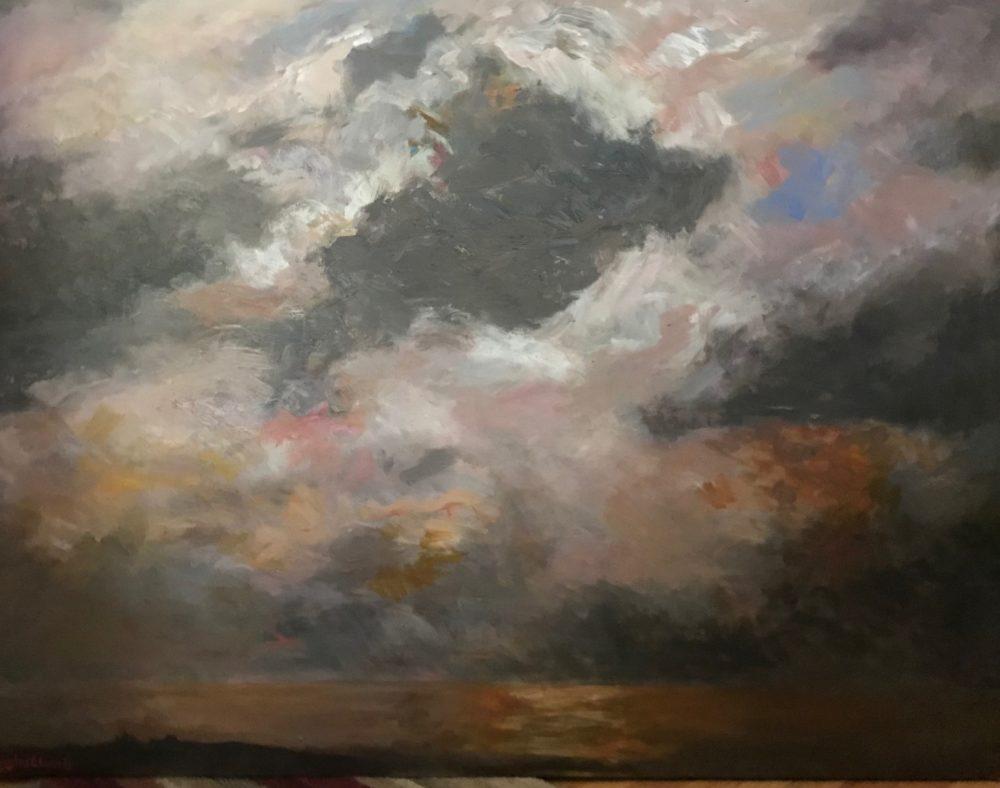 Primordial Mist Sunrise - Douglas Edwards