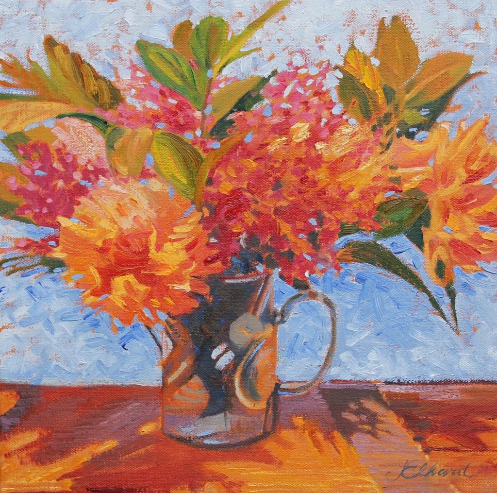 Summer Bouquet - Joyce Elhard