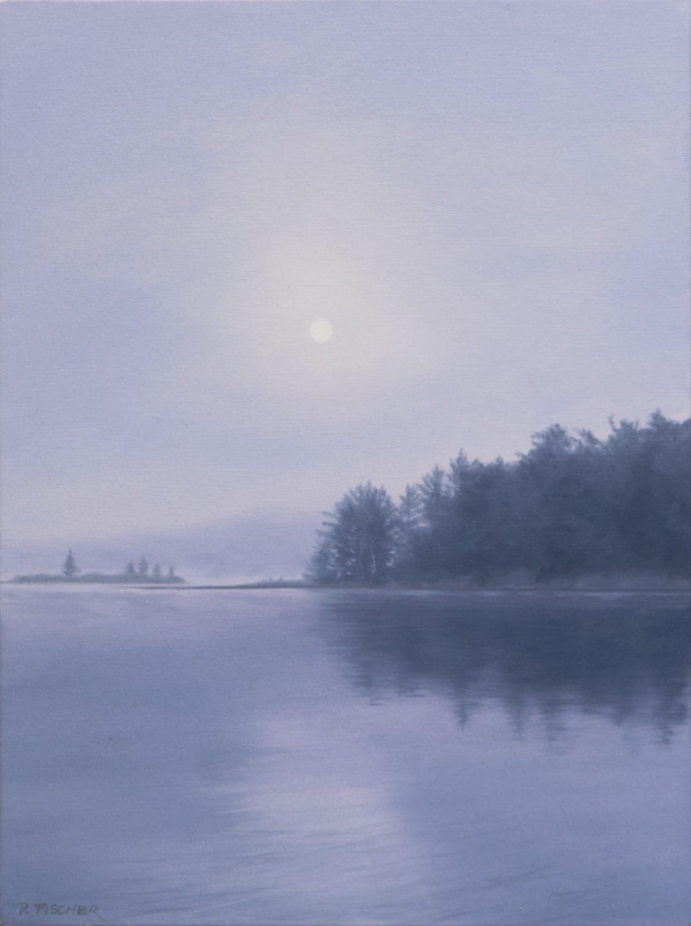Misty Morning Near Killarney - Peter Fischer