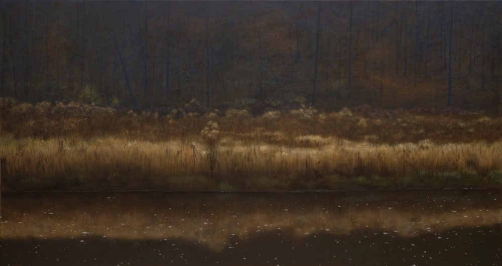 Mid-Autumn Late Afternoon Crooks Hollow - Peter Fischer