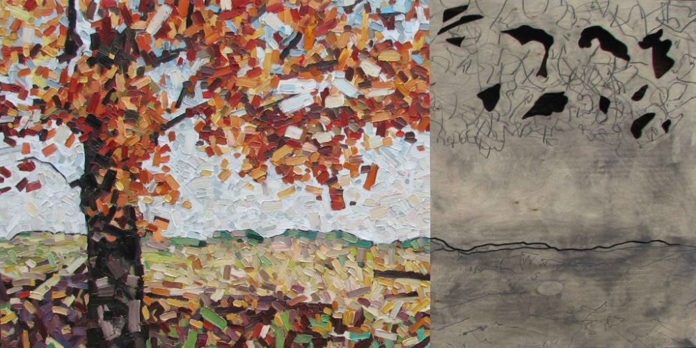 Growth the Fall - David Grieve
