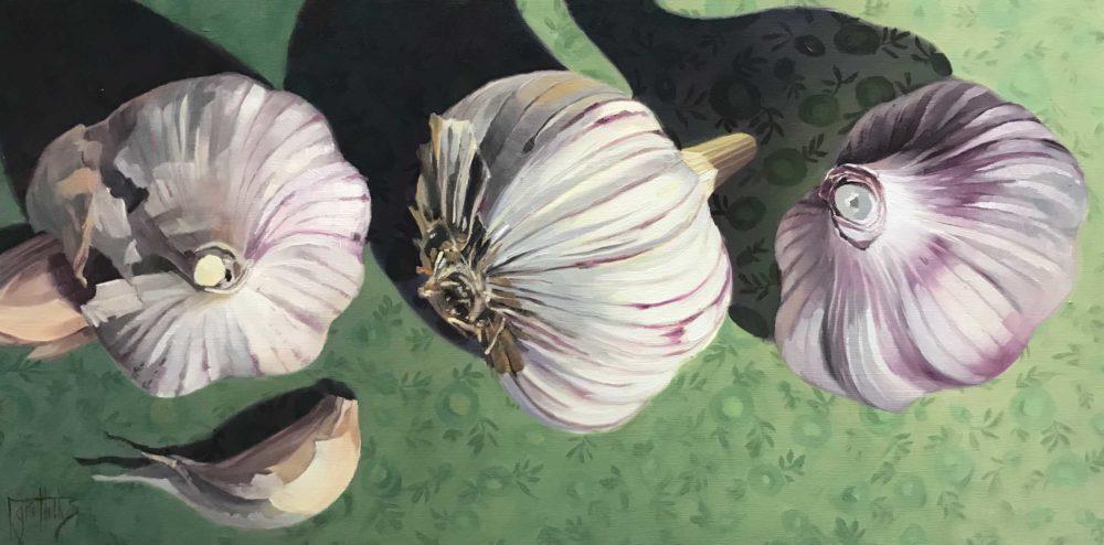 Just Garlic - Helen Griffiths