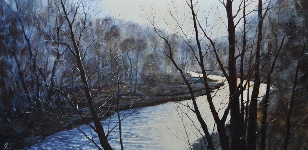 November River - Anna Kutishcheva