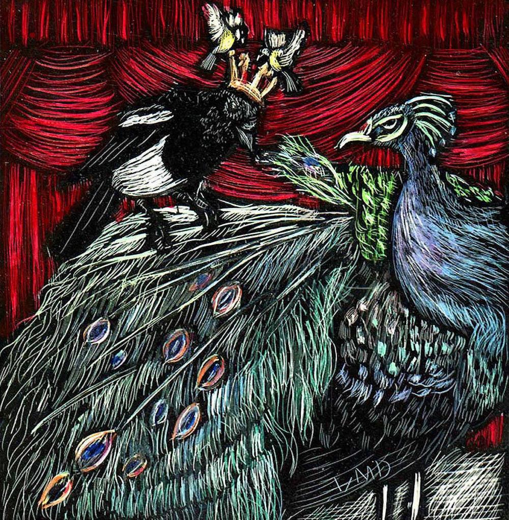 The Emperor - Lisa Martini-Duck