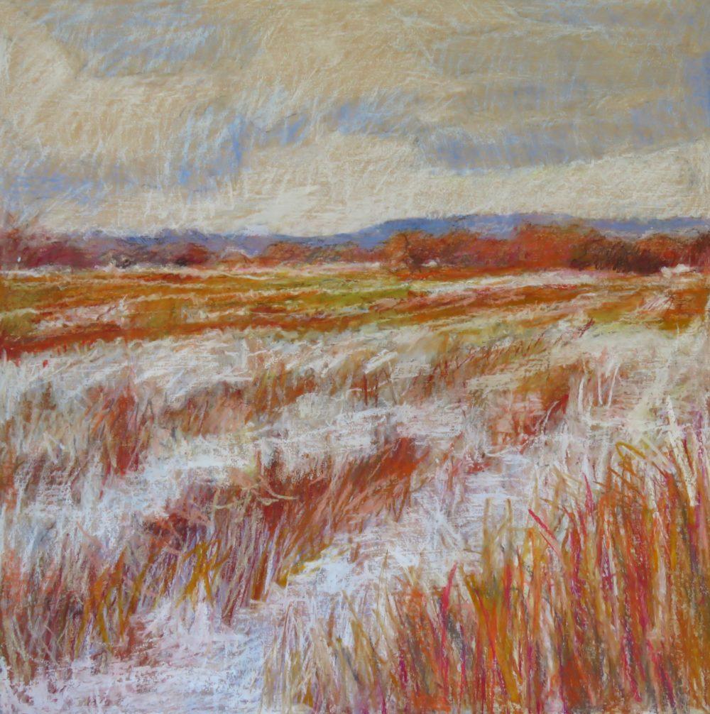 Distant Escarpment - Aleda O'Connor