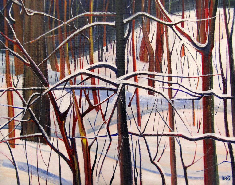 Snow Protected - Maria Sarkany