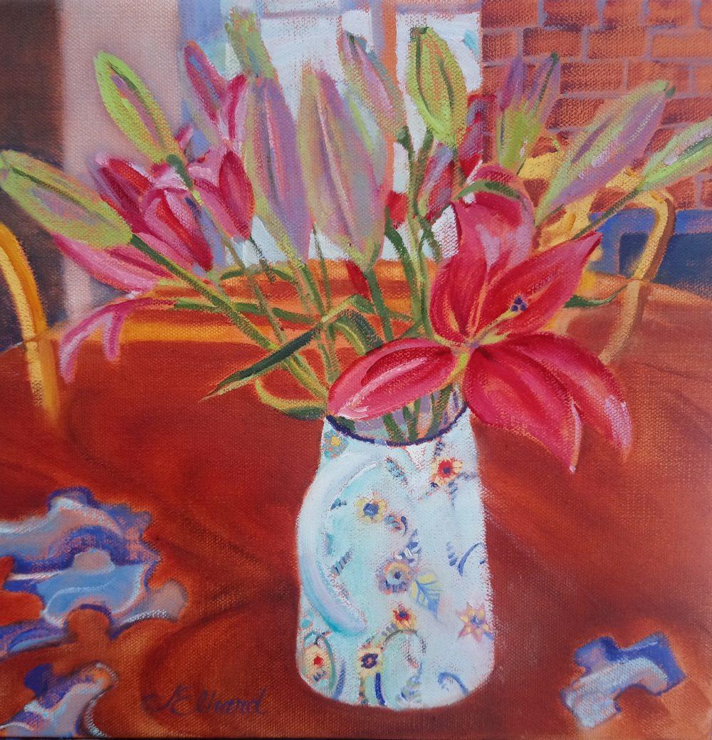 Spring Bouquet - Joyce Elhard
