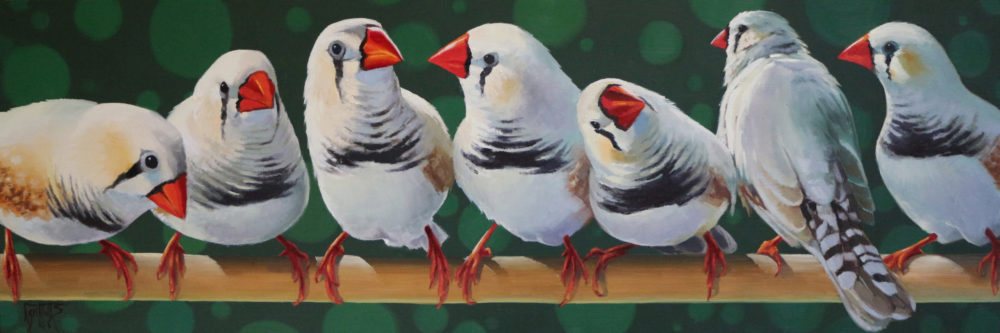 The Flock - Helen Griffiths