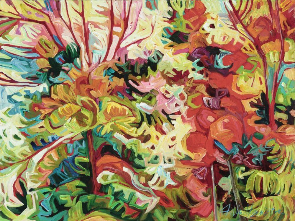 Autumn Glory - Julia Veenstra