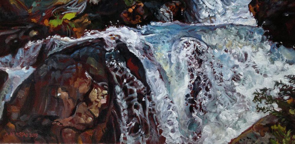 Waterfalling - Aleta Karstad