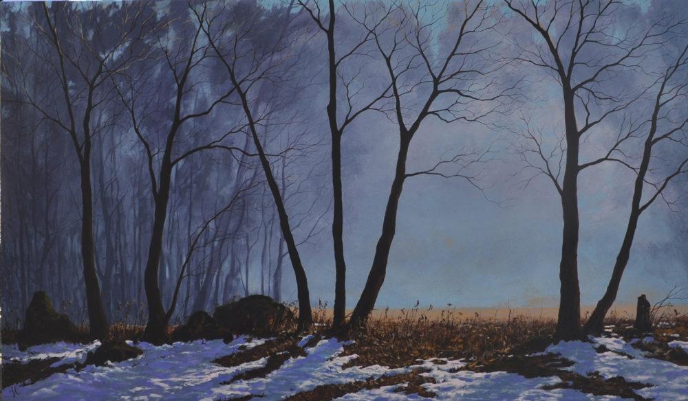 Spring Awakening - Anna Kutishcheva
