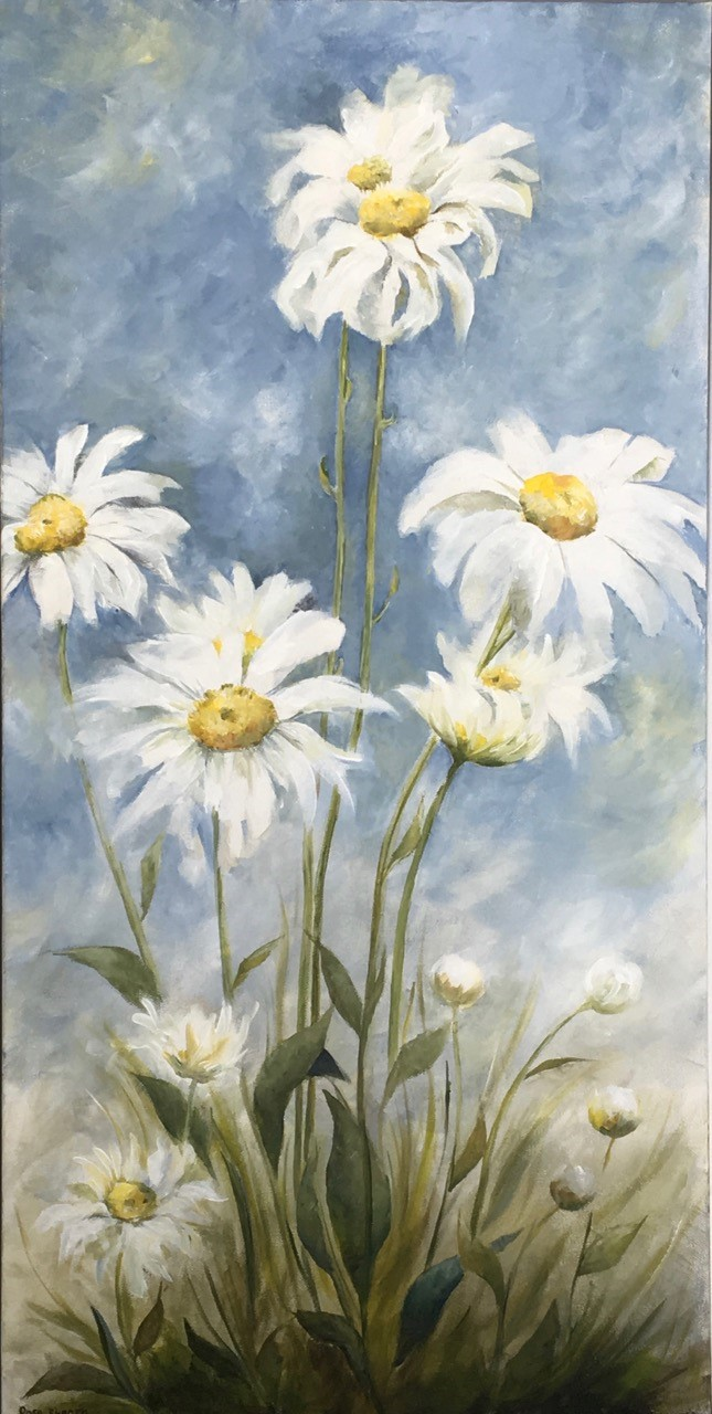 Daisies with Attitude - Rose Shearn