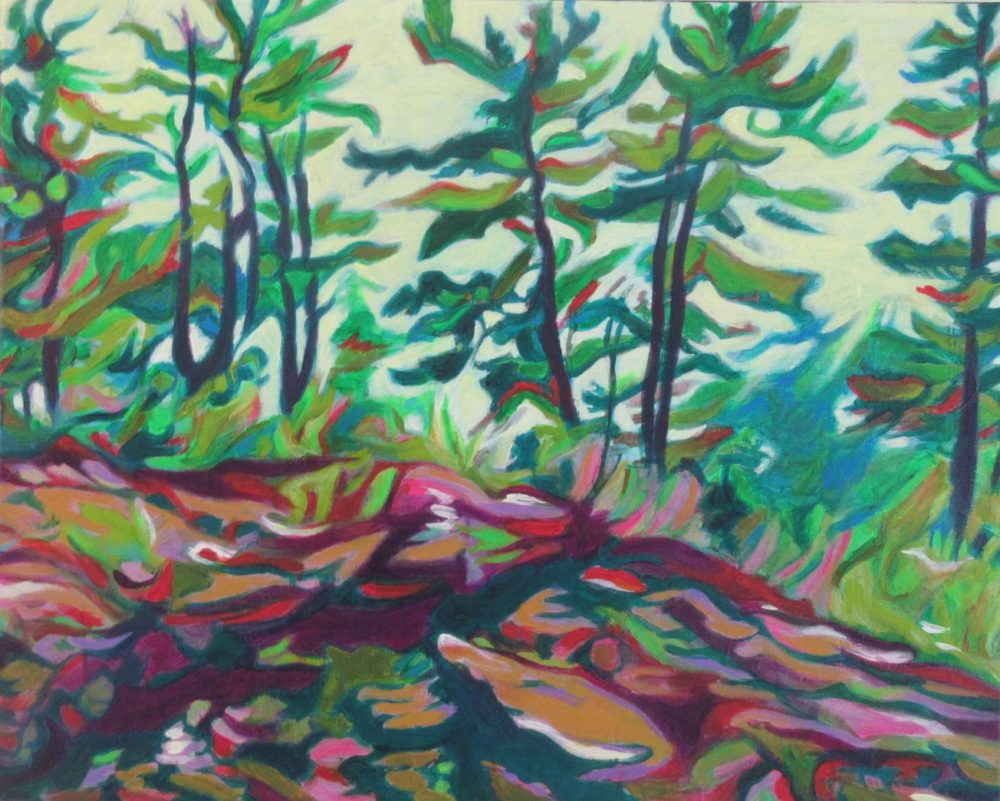 On The Drive To Sudbury - Claudette Losier