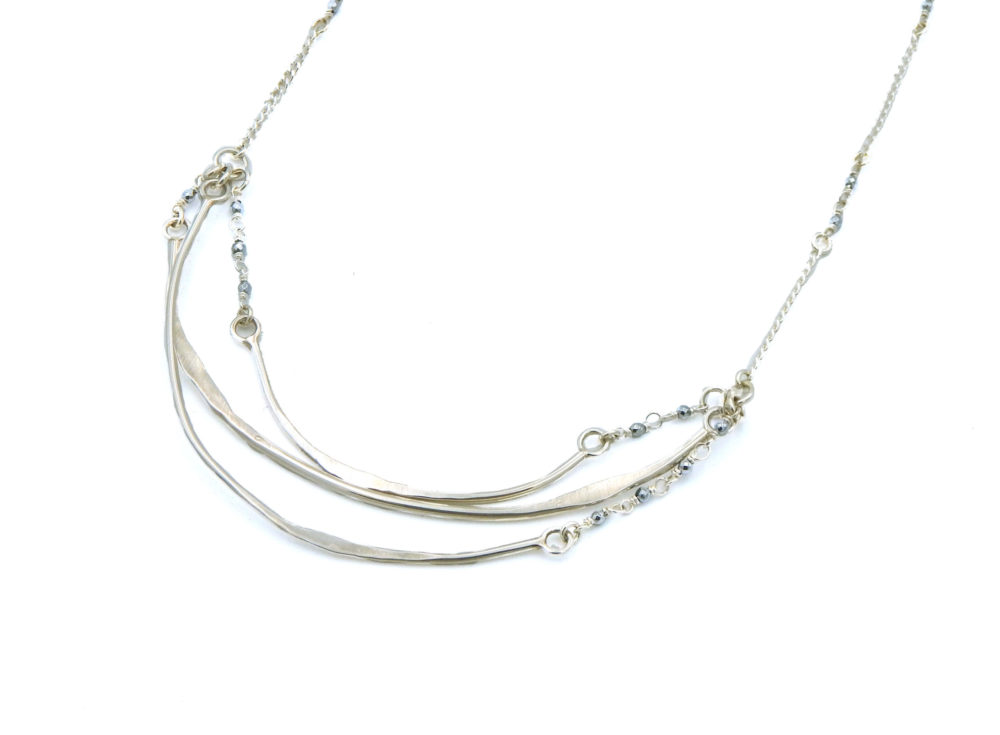 Tidal pool necklace