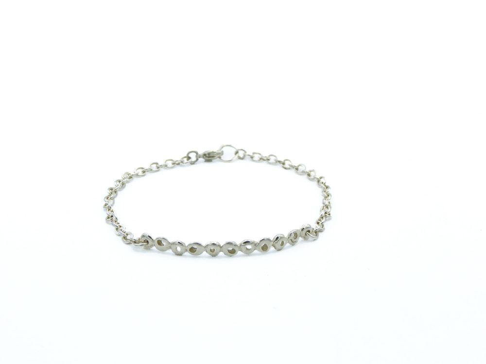 Eleven dots bracelet