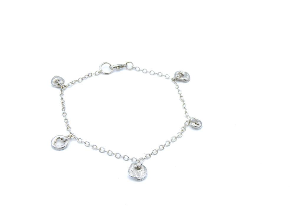 Tiny charm bracelet