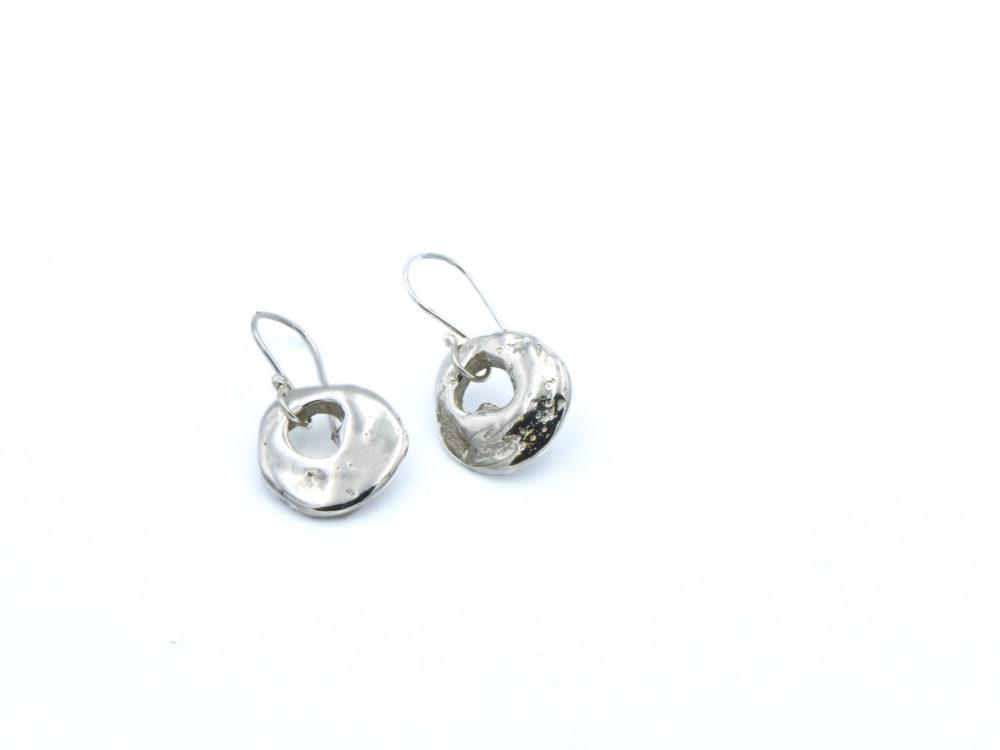 Lucky in love earrings