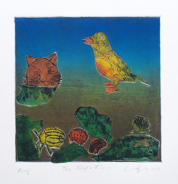 The Bird's View - Ingrid Mayrhofer