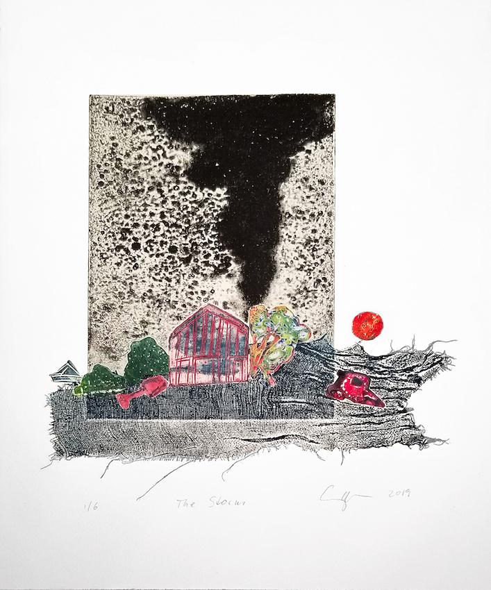 The Storm - Ingrid Mayrhofer