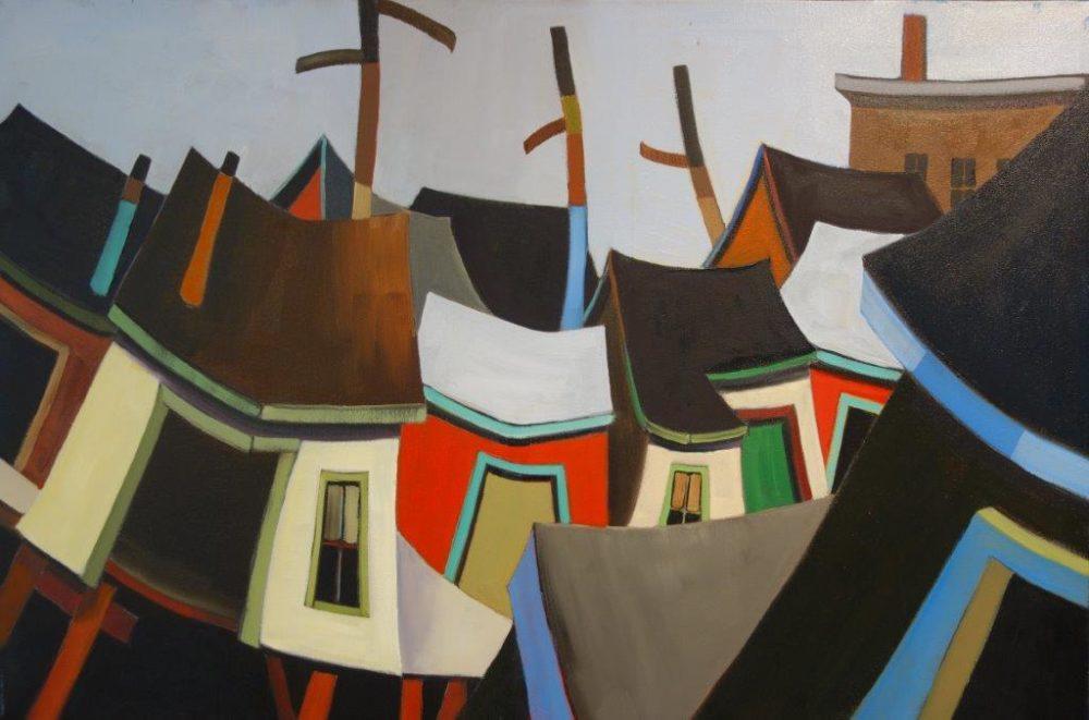 Burwell Dock - Bill Schwarz