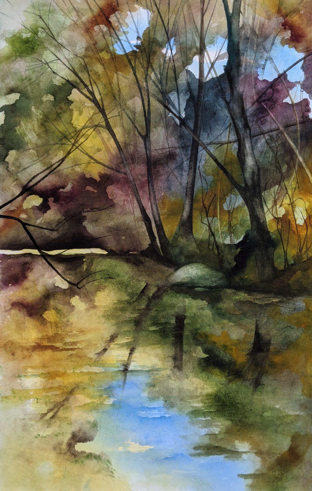 Big Creek - Sue Goosens