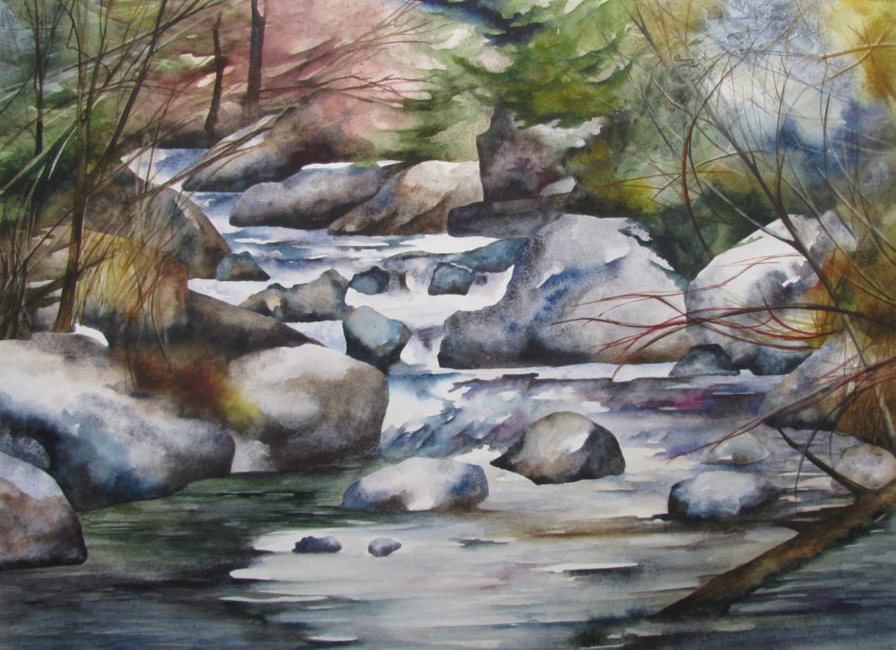 Spring Water - Sue Goosens